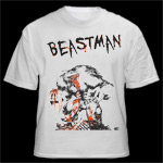 "Mr Hyde - T-Shirt - ""Beastman"" - $19.99"