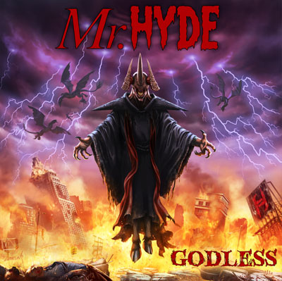 Mr.Hyde - Godless
