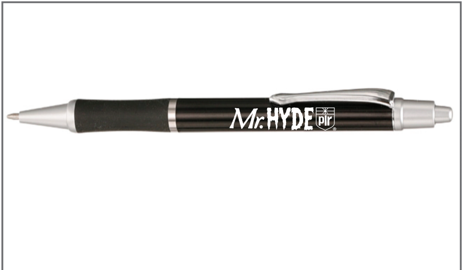 Limited Edition Mr.Hyde PLR Pen - $3.95